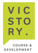 Vicstory Logo