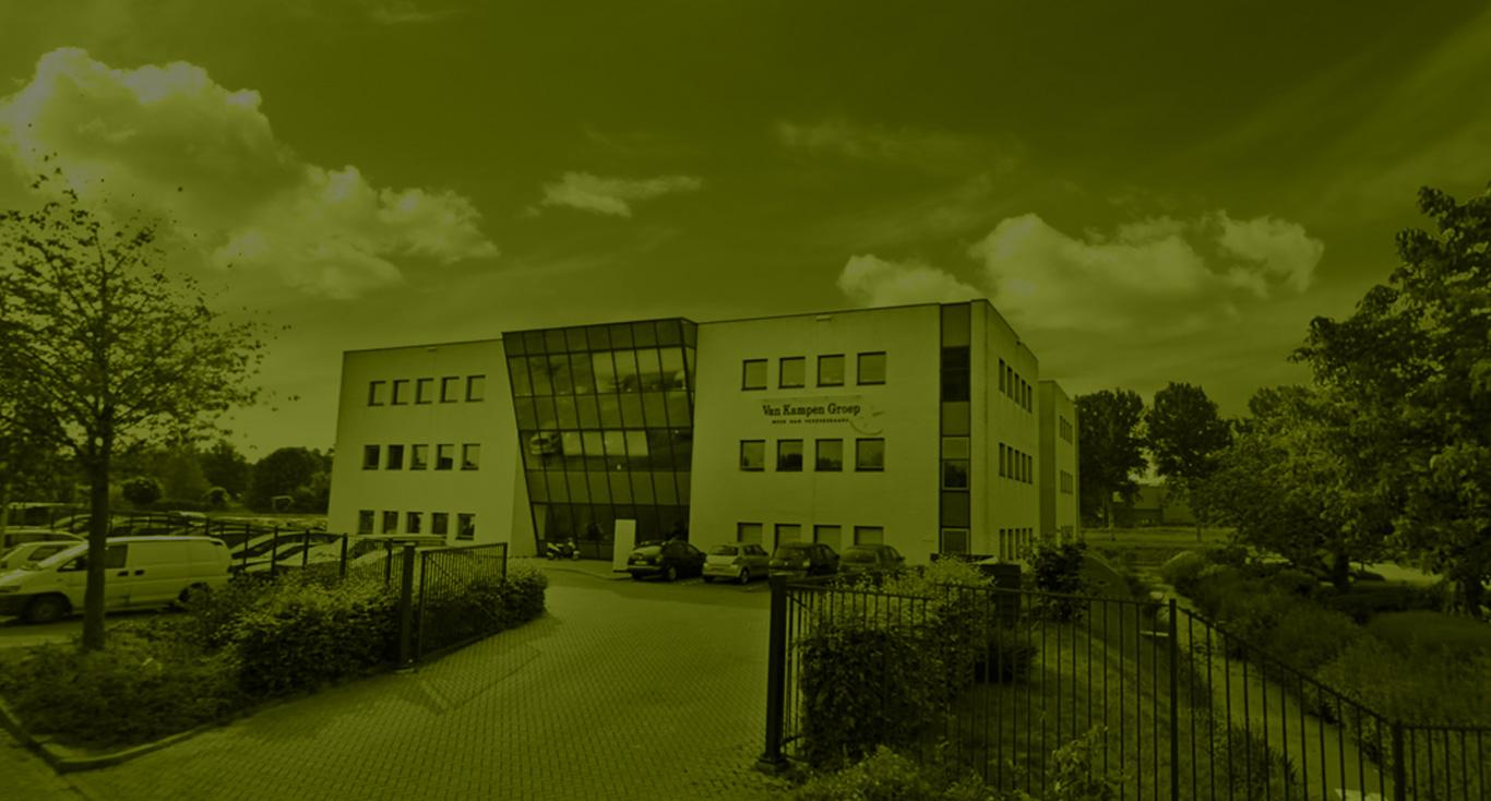 Vicstory - Foto Van Kampen Groep pand